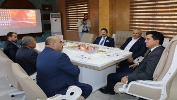 Yönetim Kurulu Toplantısı ARDEK'te gerçekleşti