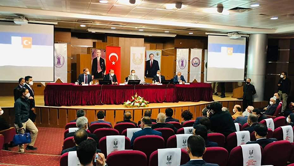 Bölge Müdürümüz Osman Oktay Ticaret Bakanına talepleri iletti.