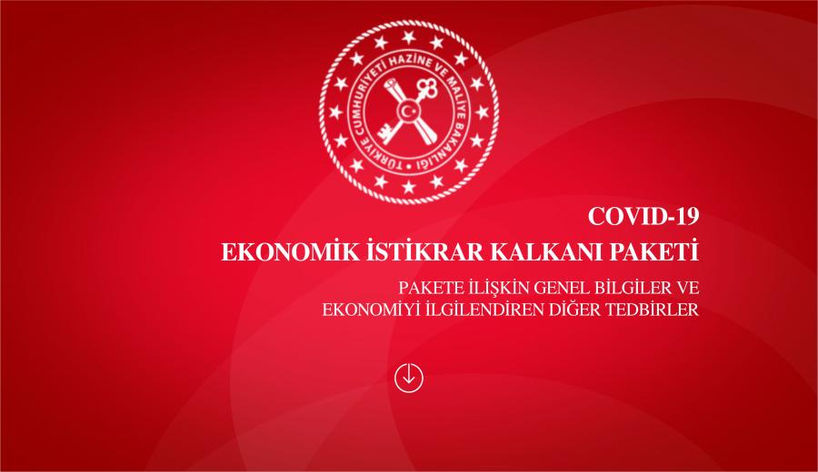 Covıd-19 Ekonomik İstikrar Kalkanı