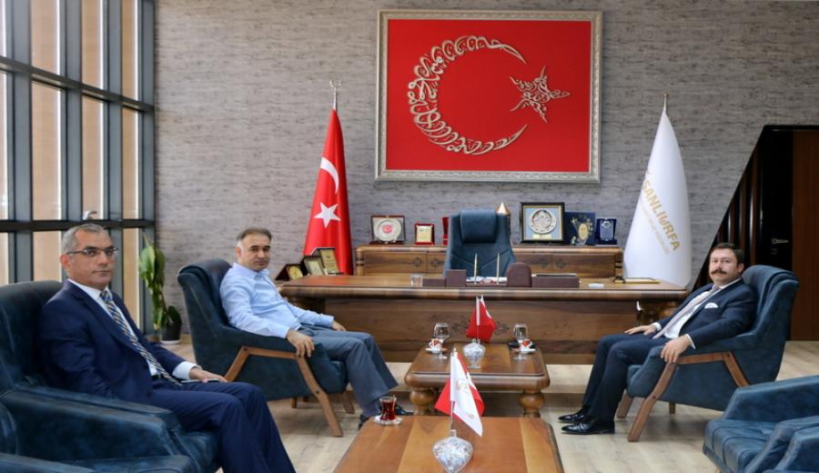 Vali Yardımcısı Selami IŞIK Kurumumuzu Ziyaret Etti